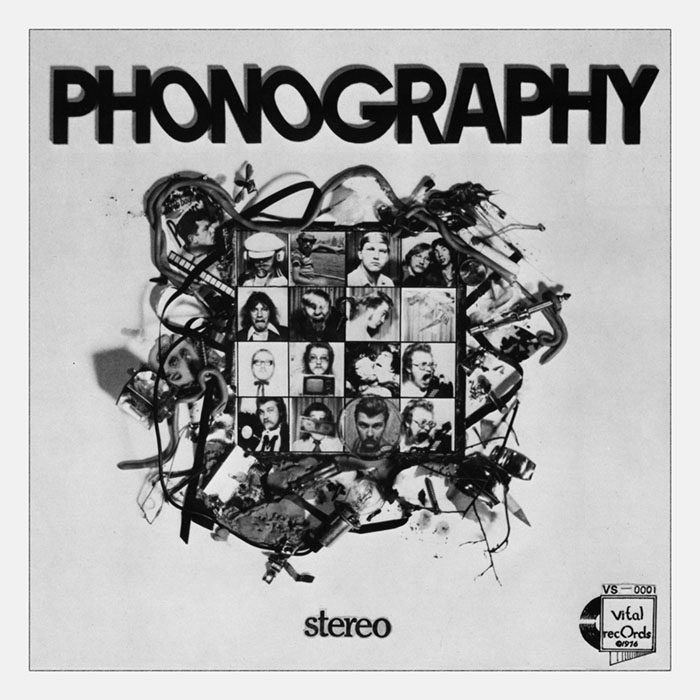 PHONOGRAPHY