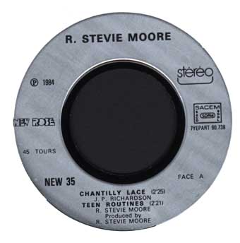 R Stevie Moore Stance