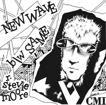 R. Stevie Moore - I Hate People / Everyone, But Everyone