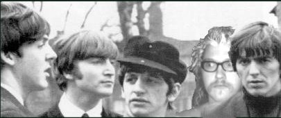 Stevie and the Beatles