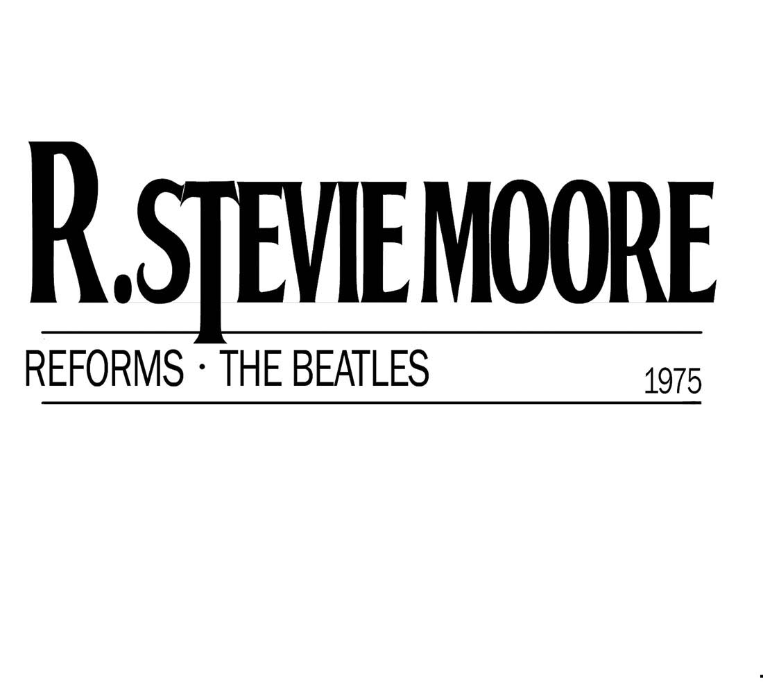 R Stevie Moore You And Your Employees